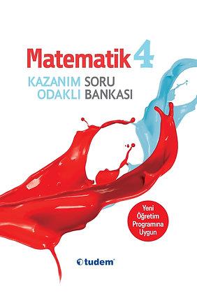 4.Sınıf Matematik Kazanım Odaklı Soru Bankası