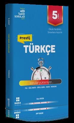 5. Sınıf Türkçe Prestij Yeni Nesil Soru Bankası