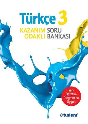 3.Sınıf Türkçe Kazanım Odaklı Soru Bankası