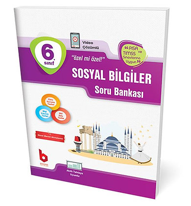 6. SINIF SOSYAL BİLGİLER SORU BANKASI
