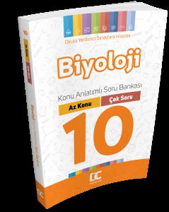10.SINIF BİYOLOJİ KONU ANLATIMLI SORU BANKASI