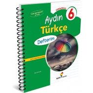 6.Sınıf Türkçe Defterim