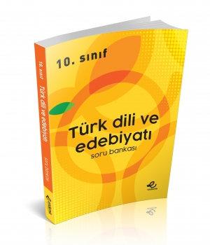 10. Sınıf Türk Dili ve Edebiyatı Soru Bankası Endemik Yayınları