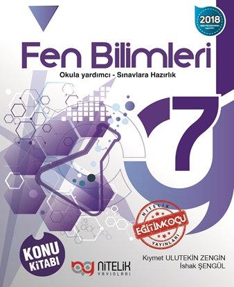7.SINIF FEN BİLİMLERİ KONU ANLATIMLI