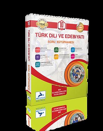 10. Sınıf Türk Dili ve Edebiyatı Soru Kütüphanesi