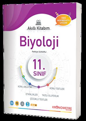 11. SINIF BİYOLOJİ SORU BANKASI/KRONOMETRE