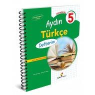 5.Sınıf Türkçe Defterim