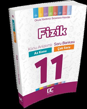 11. SINIF FİZİK KONU ANLATIMLI SORU BANKASI