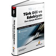 10.Sınıf Aydın Türk Dili ve Edebiyatı Ders İşleyiş Modülleri