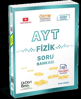 345 - AYT Fizik Soru Bankası