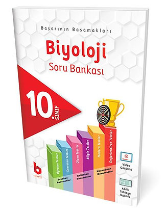 10. SINIF BİYOLOJİ SORU BANKASI