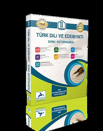 11. Sınıf Türk Dili ve Edebiyatı Soru Kütüphanesi