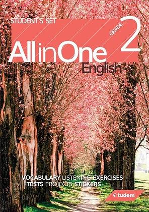 2.Sınıf İngilizce All in One