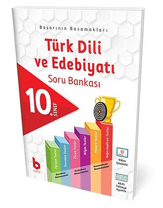 10. SINIF TÜRK DİLİ VE EDEBİYATI SORU BANKASI