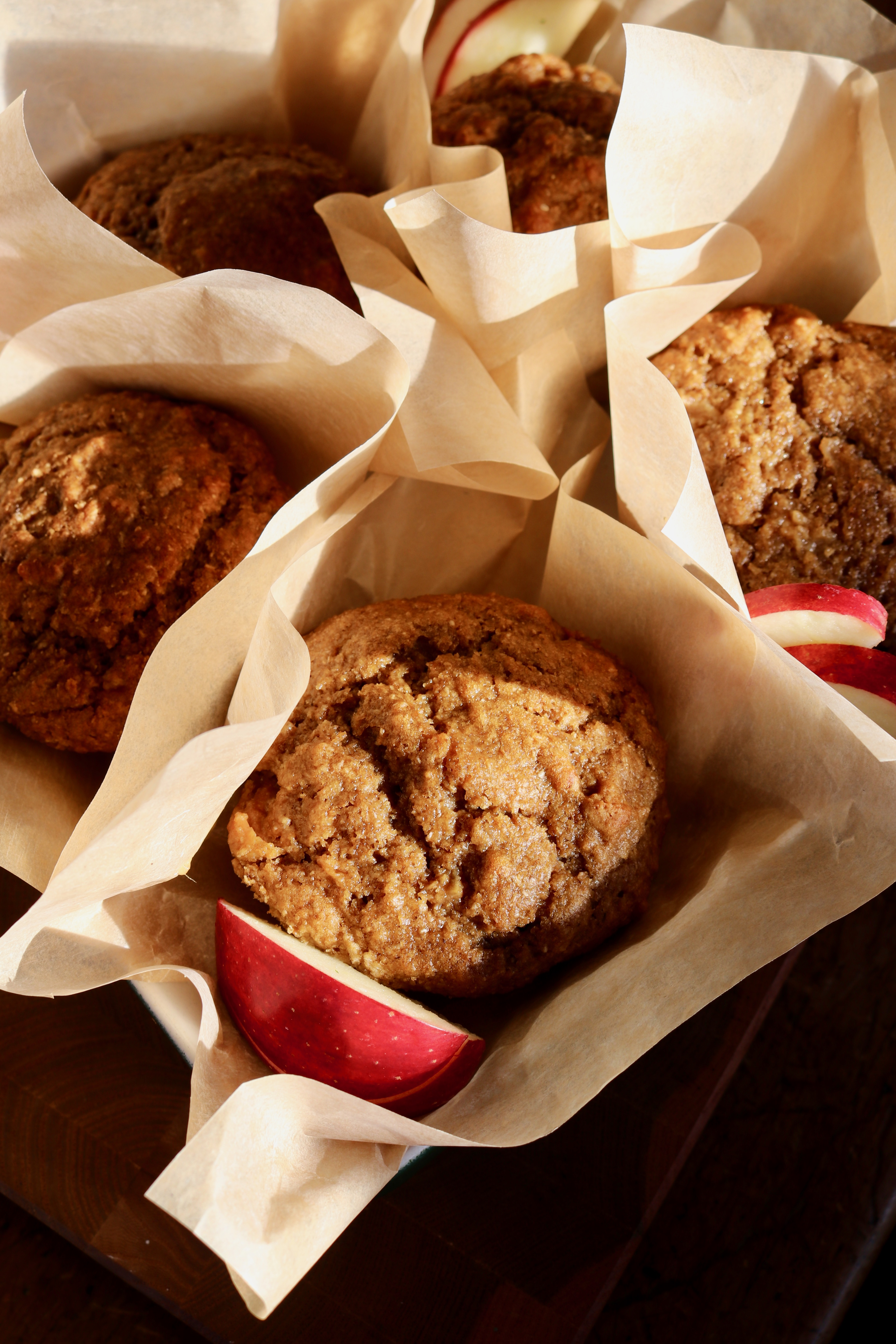 Apple Ginger Muffin
