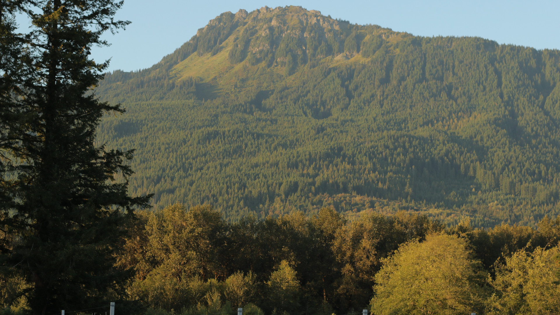 Sauk Mountain