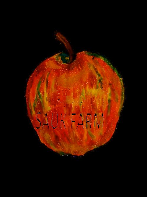 Color Sauk Farm Logo T-Shirt