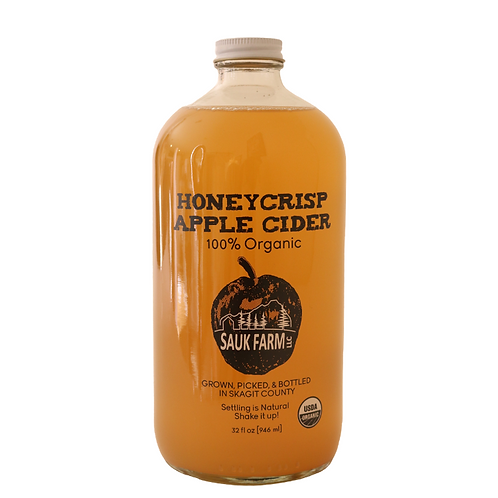 Honeycrisp Apple Cider