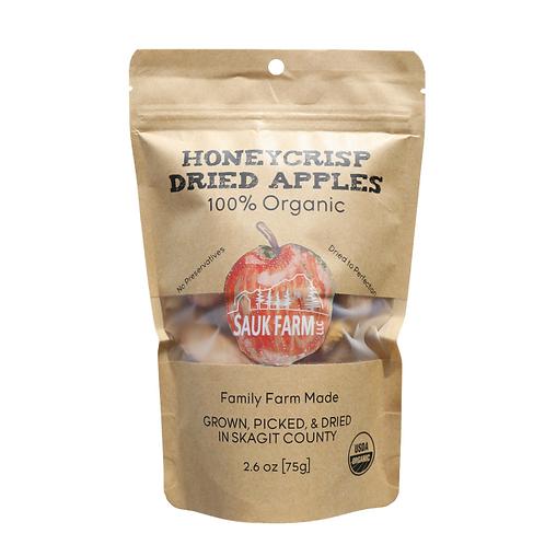 Honeycrisp Dried Apples