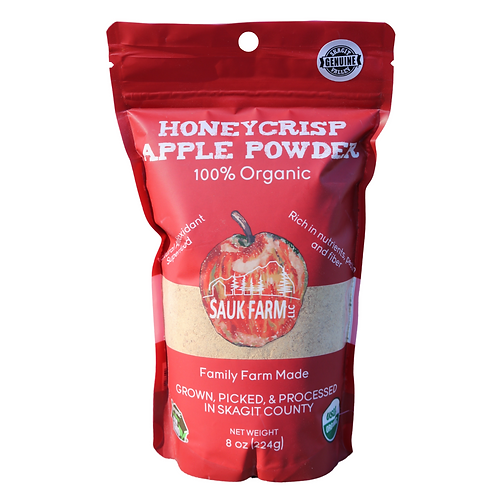 Honeycrisp Apple Powder
