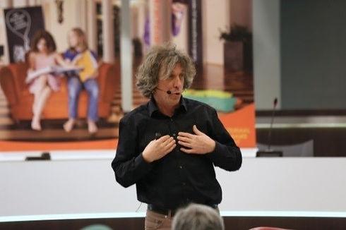 Johan Deklerck conférencier
