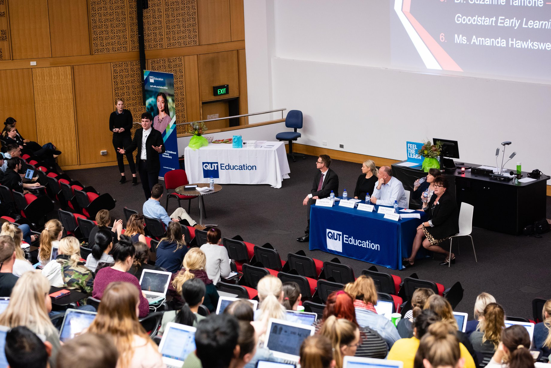 QUT Stepping Out Conference