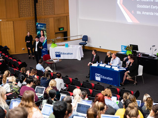 QUT Stepping Out Conference - 17th July, 2018