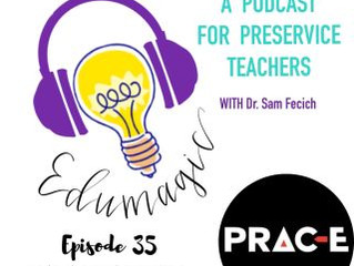 EduMagic Podcast Appearance - PRAC-E in America!