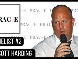 Panelist #2 Revealed - Mr. Scott Harding