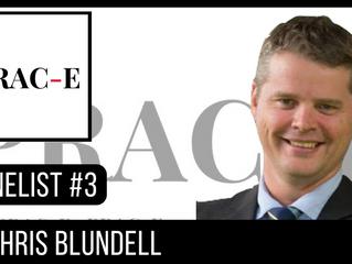 PANELIST #3 REVEALED - Dr. Chris Blundell
