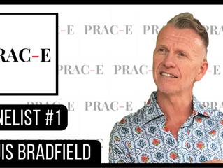 PANELIST #1 REVEALED - Mr. Louis Bradfield