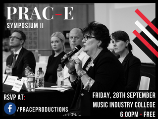 PRAC-E SYMPOSIUM II - Friday, 28th September