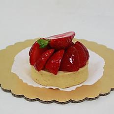 Strawberry Tart (Individual)
