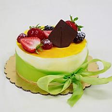 Mango Mousse Cake (Large)