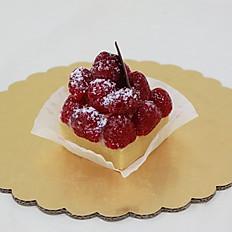 Raspberry Tart (Individual)