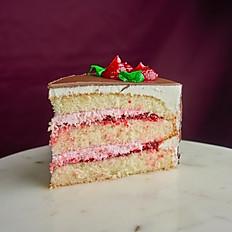 Raspberry Euro Torte