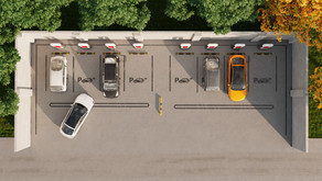 Smart Space and IoT Monetization: Car Parks