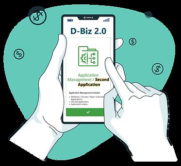 D-Biz Application.png
