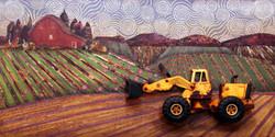 Van Gogh on the Farm