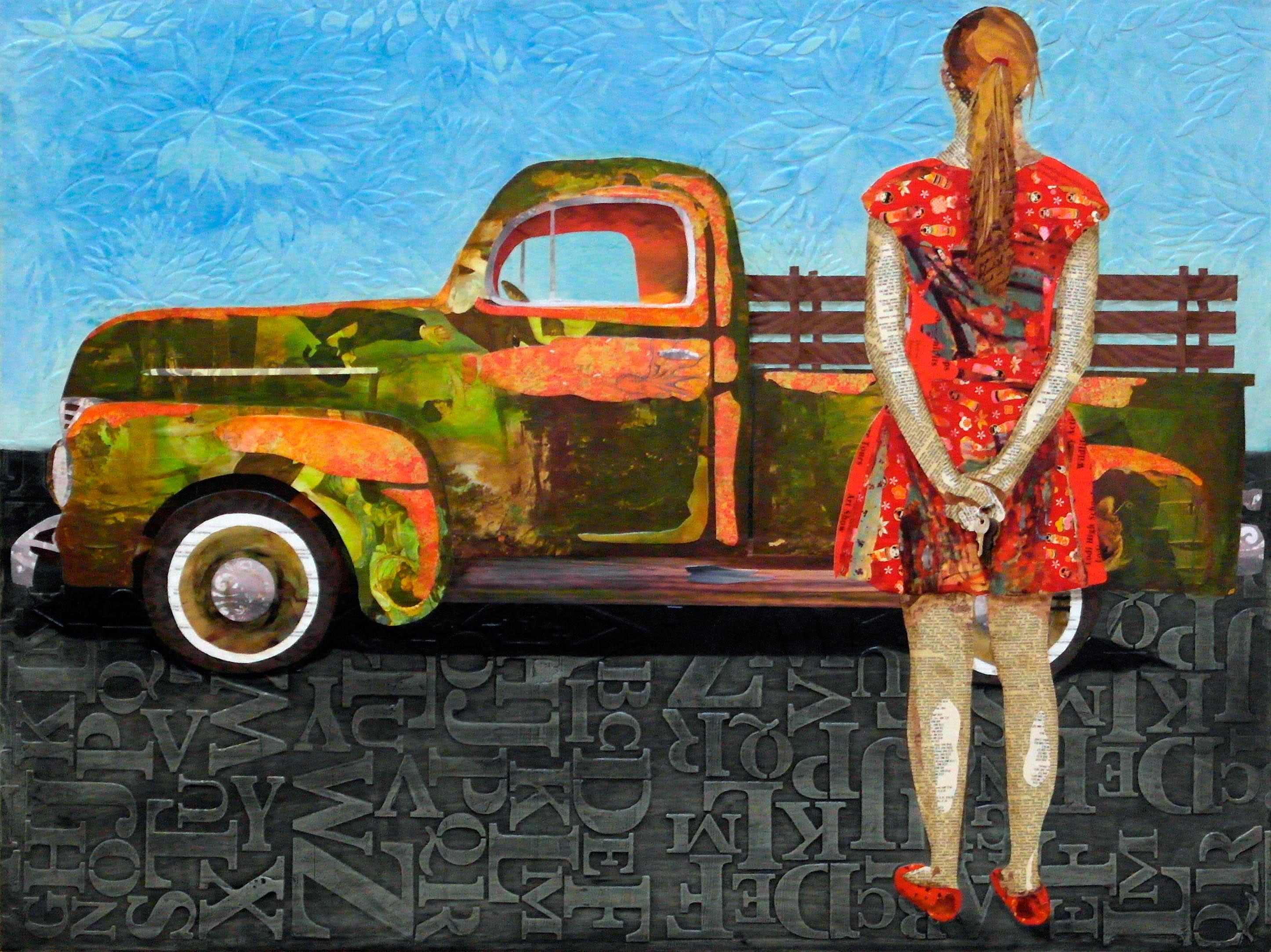 A Girl & A Truck