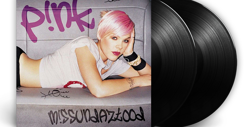 Pink - 2x LP M!ssundaztood