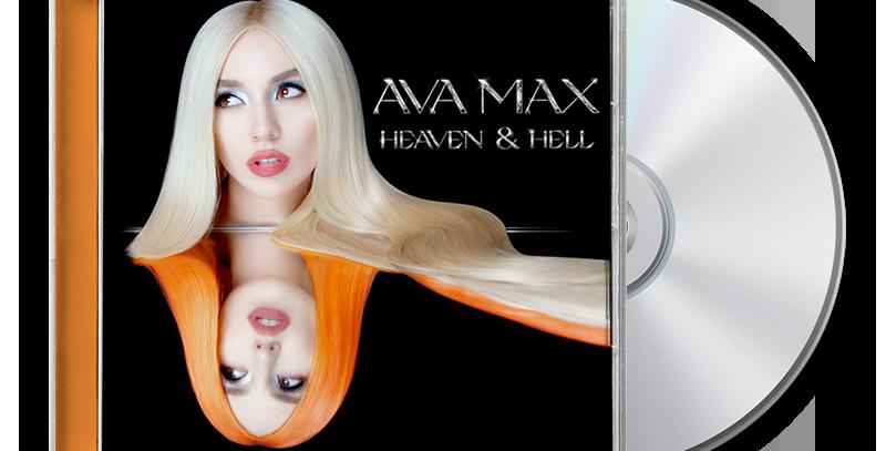 Ava Max - CD HEAVEN & HELL