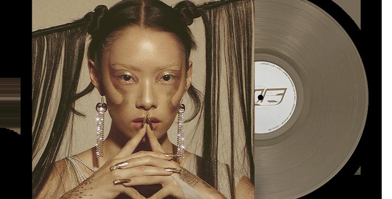 Rina Sawayama - LP Dourado Limitado