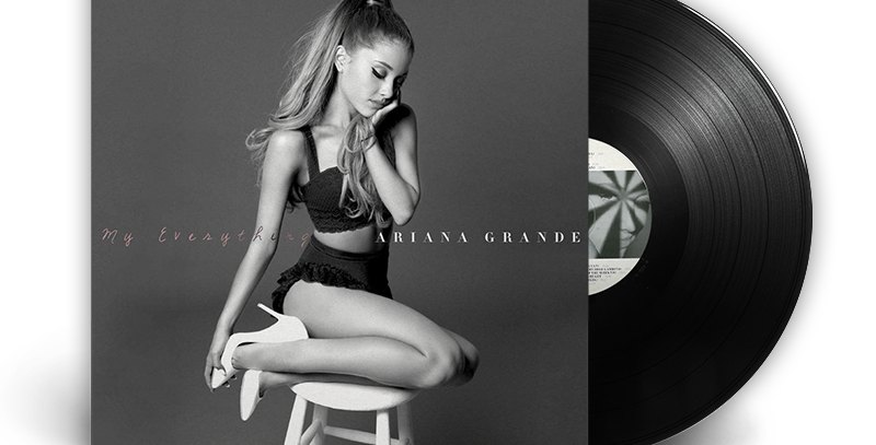 Ariana Grande - LP My Everything