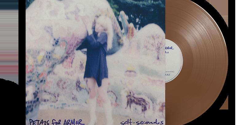 """Hayley Williams – LP 10"""" Petals For Armor: Self-serenades Limitado"""