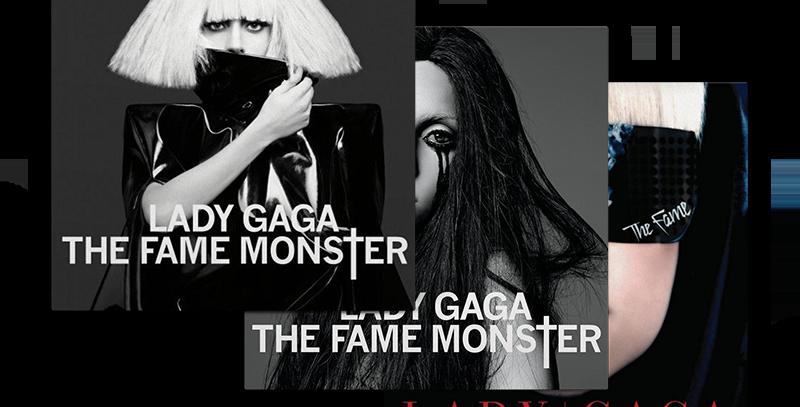 Lady Gaga - 3x LP The Fame Monster Limitado
