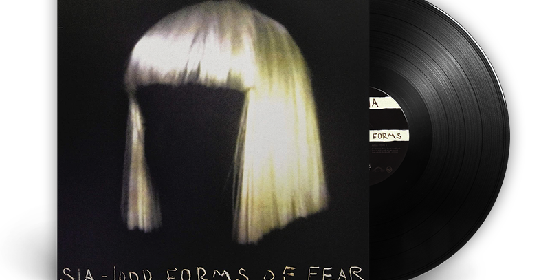 Sia - LP 1000 Forms of Fear