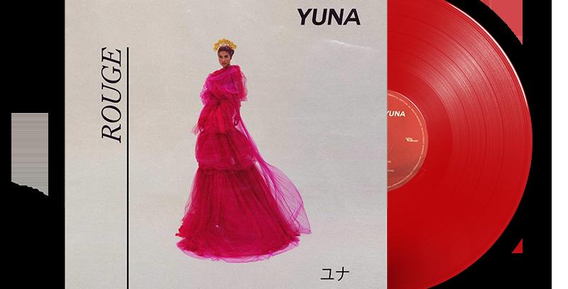 Yuna - Rouge LP Vermelho Limitado
