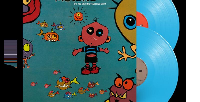 Moloko - Do You Like My Tight Sweater 2x LP Turquesa Numerado /3000