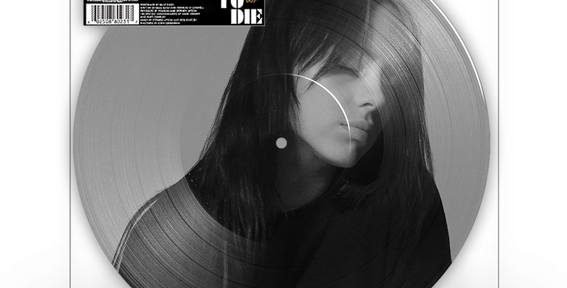 "Billie Eilish - Picture Disc ""No Time To Die"" Limitado"
